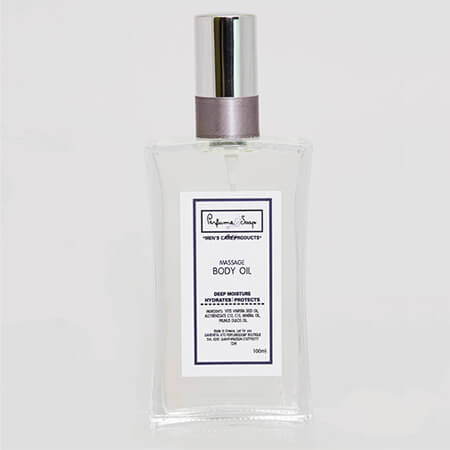 MAN BODY OIL 100ml